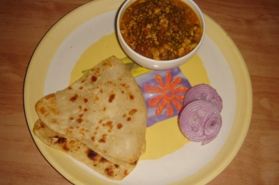 roti-tarka-dal